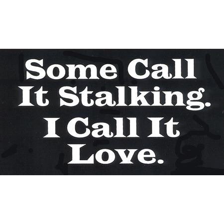 Signs of stalking by an ex